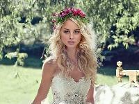 41900569facc Svadobný salón DIAMOND v Nitre Vám ponúka široký výber exkluzívnych modelov  svadobných a spoločenských šiat a doplnkov svetových značiek.